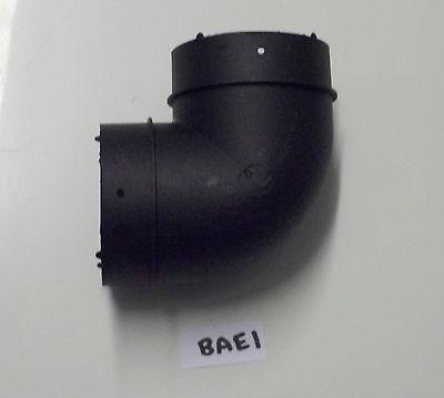 Truma elbow connector for caravan motorhome 65mm diameter blown air pipe BAE1