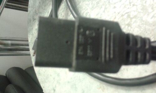 INTERPOWER  8.2ft POWER SUPPLY CORD 20A 125VAC 12 GAGE 86226020 NEW