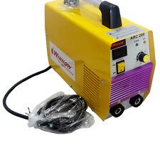 Winnow Weld High Quality Inverter based ARC 200 Power Saver Welding Machine