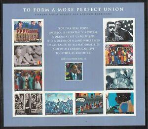 USA-2005-MINT-NH-SOUVENIR-SHEET-3937-TO-FORM-A-MORE-PERFECT-UNION