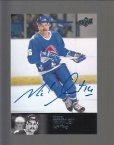 2013-14-Ultimate-Collection-039-97-Legends-Autographs-AL45-Michel-Goulet-Quebec