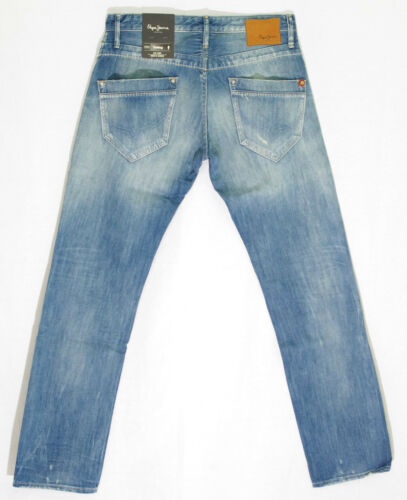 Coupe Regular Tooting Pepe Jeans London Homme Used Pm200042a35 ZwY4U8XUqx