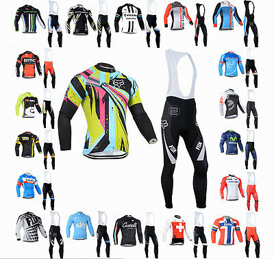 HOT 2015 Men Cycling Jersey Comfortable Bike/Bicycle Outdoor jersey & pants Sets