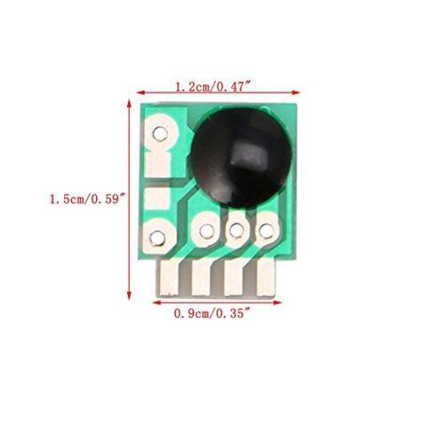 Arduino DIY E650 Module Sirène musique Alarme siren alarm music 3V