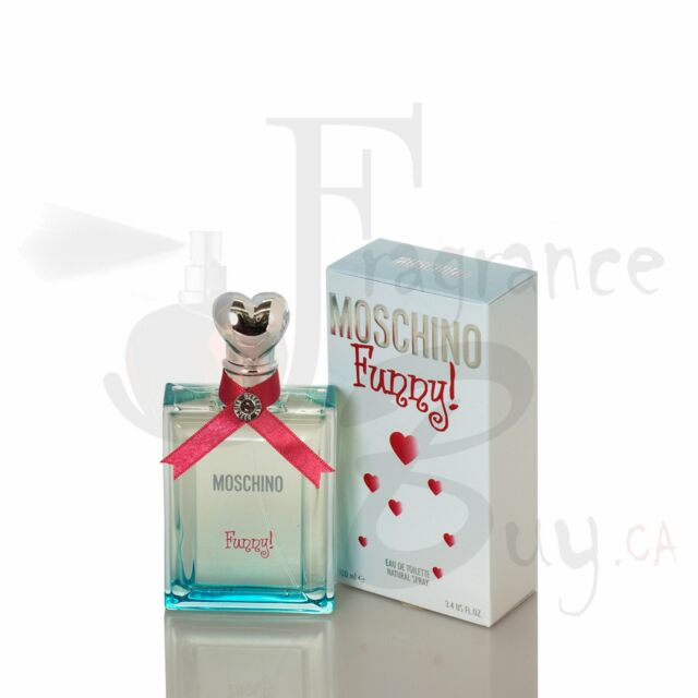 Moschino Funny W 100Ml Boxed