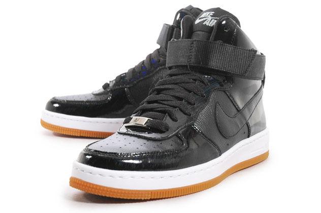 Nike Top de mujer AF1 Ultra Force Mid Hi Top Nike Entrenador Zapatos 654851 001 bf1ee3