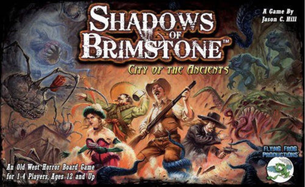 SHADOWS OF BRIMSTONE City of the Ancients Core Set