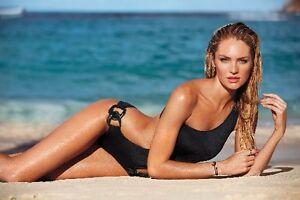 Multiple Sizes Candice Swanepoel Swimsuit Model Sports Illustrated Bikini #10