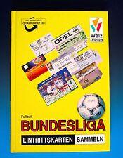 Welz Katalog für Fussball Ticket Programm Plakat VfL Bochum FC Köln BVB HSV FCB