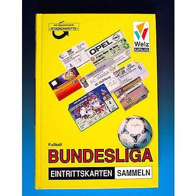 Welz Katalog für Fussball Ticket Programm Poster 1.FC Saarbrücken VfL Wolfsburg