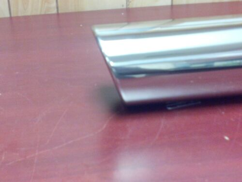 "4/"" Out Flo-Pro Polished Stainless Steel Diesel Exhaust Tip 3.5/"" In"