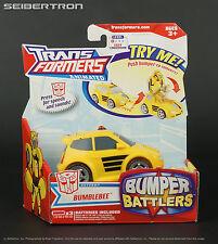 Bumper Battlers BUMBLEBEE Transformers Animated 2008 Hasbro New