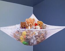 JUMBO Toy Hammock Net - Organize Stuffed Animals And Kids Bath Toys