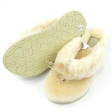 69198630483 UGG Australia Women's Fluff Flip Flop II Slippers Grey 1003492 8 for ...
