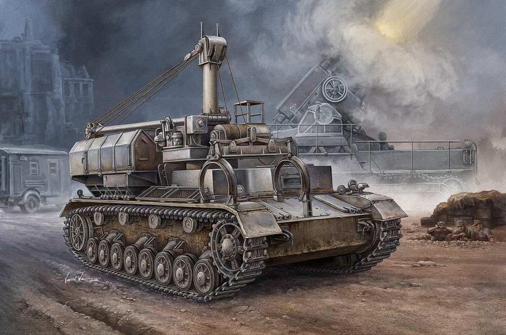 TRU00362 - Trumpeter 1 35 - Pz.Kpfw IV Ausf.D E Fahrgestell