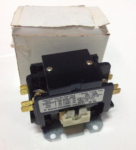 STANCOR 240//277VAC 30FLA AC POWER CONTACTOR 122-902 NIB