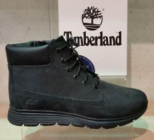 Leather Med Og Killington Tommers Snørebånd 6 Timberland Zip Black Støvler xqI4qwH