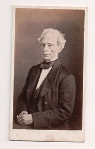 Vintage-CDV-Severe-looking-French-Man-A-Letalle-Photo-Paris-F25