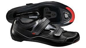 Shimano-SH-R065-RO65-Road-bike-cycling-shoe-new-but-not-in-original-box-BLACK