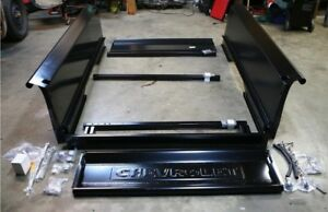 1977 chevy stepside wood bed kit