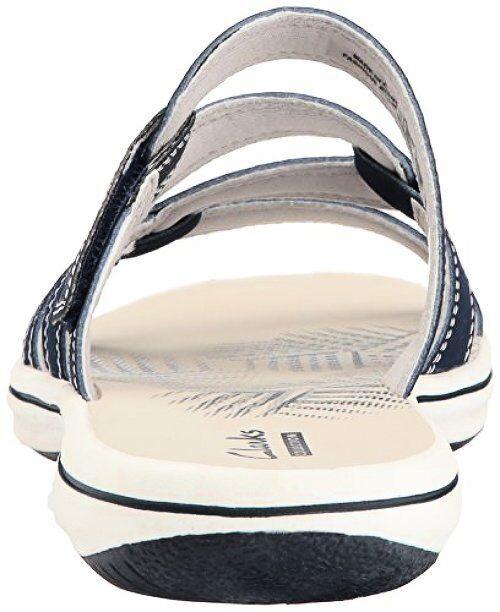 Clarks Damenschuhe Slide Brinkley Lonna Slide Damenschuhe Sandale- Pick SZ/Farbe. 212b6c