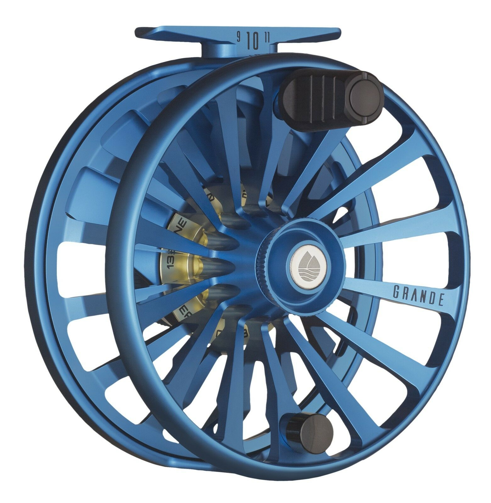 Redington Grande Fly Reel - Size 14+,  color Marine - New  online shopping and fashion store