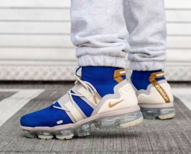 566a16858cbe3 ... Bronze Moon Deep Royal ... Nike Air Vapormax Flyknit Utility Men s Sz  11 Racer Blue Ah6834 402 ... nike