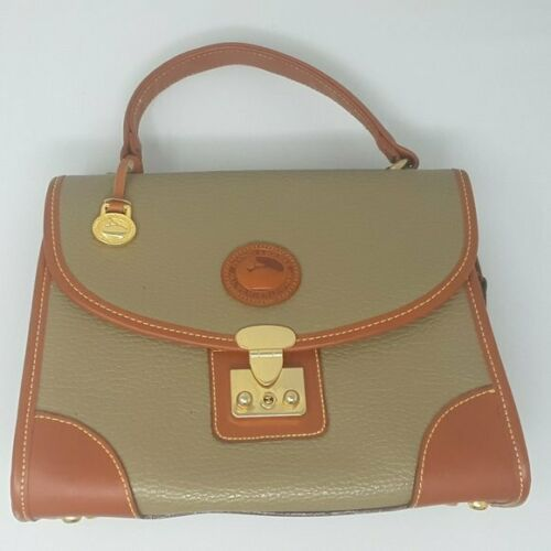 Dooney & Bourke Satchel Purse & Handbag Vintage wi
