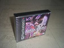 ELEMENTAL GEARBOLT.PS1 NTSC CASE+INLAYS ONLY.NO GAME
