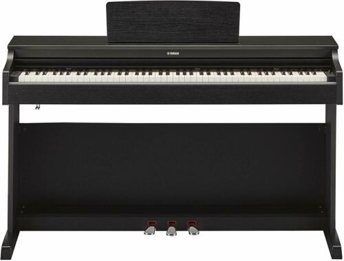 Yamaha Arius YDP-163 B Digital Piano 88 GHS-Tasten E-Piano Klavier schwarz matt