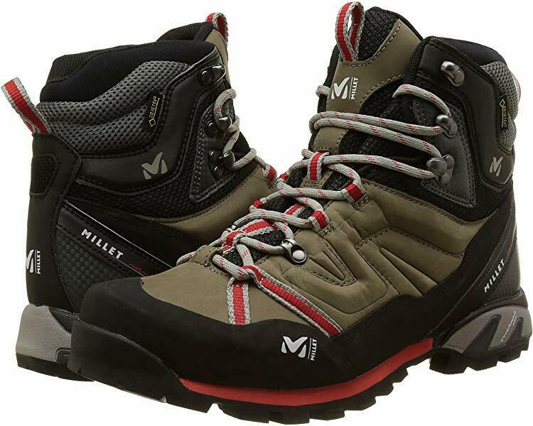 MILLET HIGH ROUTE GTX FAINT BROWN MENS size   3 US 9.5  in stock