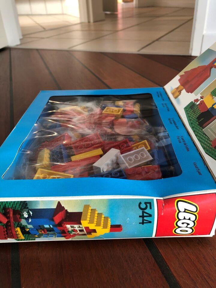 Legetøj, LEGO 544 uåbnet