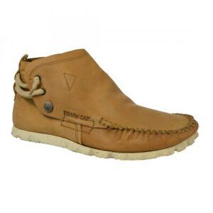 Yellow-Cab-TUBE-W-Y25086-TAN-Damen-Mid-Sneaker-Stiefel-Mokassin-Schuhe