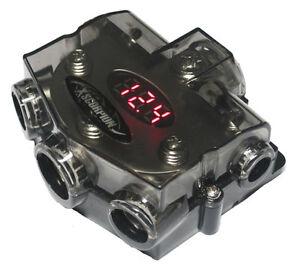 Admirable Digital Power Ground Distribution Block Amp Install 0 2 4 Gauge Wiring 101 Cajosaxxcnl
