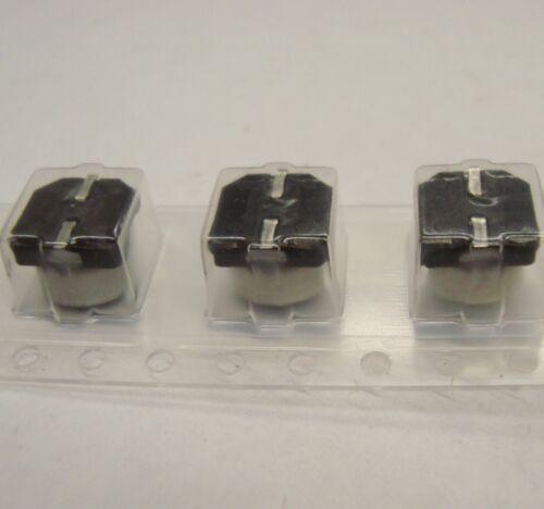 6.3 V 100 piece lot 6.3 x 5.5 mm SMD +-20/% 100 uF Aluminum Capacitors