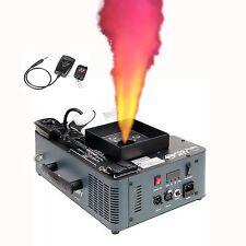 ADJ Fog Fury Jett Smoke Machine & LED Lights w/ Wireless Remote   FOG-FURY-JETT