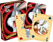 BUGS BUNNY - LOONEY TUNES - PLAYING CARD DECK - 52 CARDS NEW - 52311