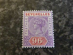 SEYCHELLES-POSTAGE-STAMP-SG8-96C-UN-MOUNTED-MINT