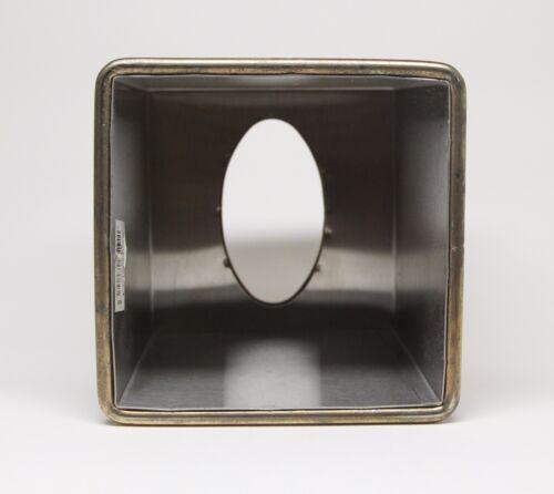 Vintage Steel Tissue Box Cover
