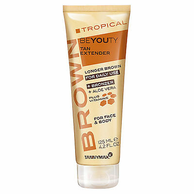 """Tannymaxx Brown """"Tropical Beyouty"""" After Sun 125 ml"""