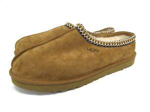 Nuovo 5950 Ugg Australia Misura Tasman Castagna Camoscio 18 Pantofola BqBRrE