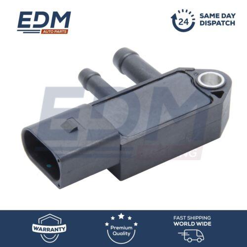 Nuevo DPF Escape Sensor de Presión para Audi Seat VW Porsche 059906051a //