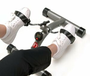 Image Is Loading Stationary Bike Pedals Portable Cardio Indoor Home Gym