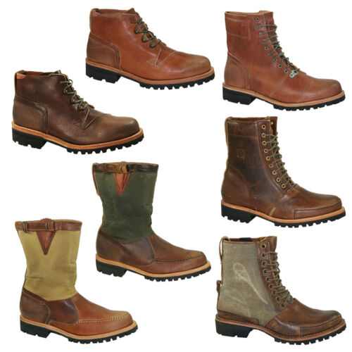 Scarpe Tackhead Timberland Uomo Stivali Stivaletti Company Boot q7BWfwZv