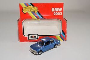 POLISTIL-CE-46-CE-46-CE46-BMW-2002-METALLIC-BLUE-VERY-NEAR-MINT-BOXED