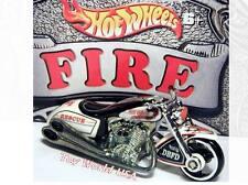 2001 Hot Wheels Fire Department Rods Daytona Beach, FL  Scorchin' Scooter