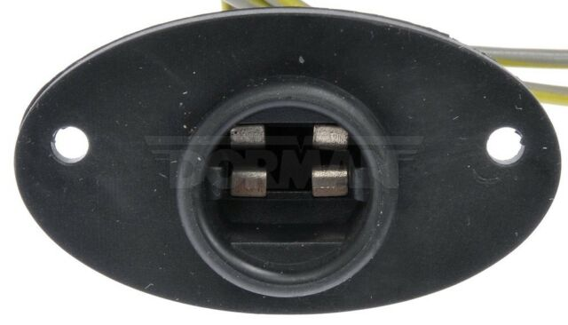 License Lamp Socket Dorman 645-748