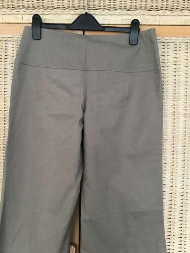 Kookai Grey Flared Kookai Grey Pantaloni XZaxwZTr