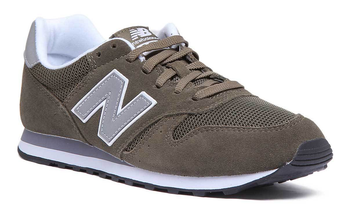 quality design 2a06f 18d10 New Balance 373 373 373 Mens Casual Lace Up Suede Trainers ...