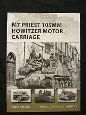 Osprey New Vanguard 201: M7 Priest 105mm Howitzer Motor Carriage